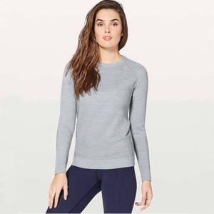 Lululemon 'Tied to You' Merino Wool Sweater